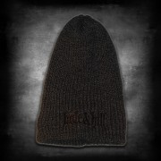 "Beanie grey Logo ""hate & kill"""