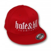"Flexfit Cap ""hate & kill company"""