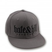 "Snapback Cap ""hate & kill company"""